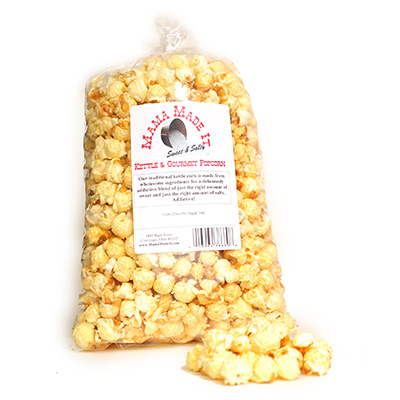 Traditional Sweet & Salty Kettle Corn