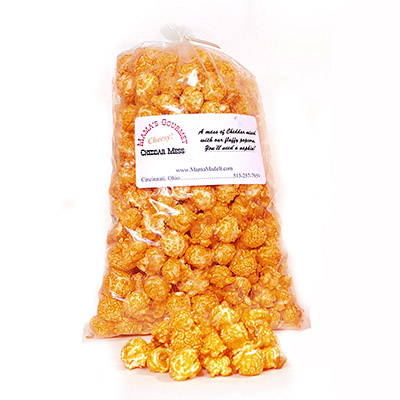 Cheddar Mess Kettle Corn